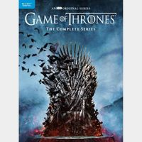 itunes: Game of Thrones, The Complete Series HD  (47RP...)