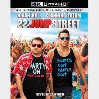 22 Jump Street 4K (3D6B...)