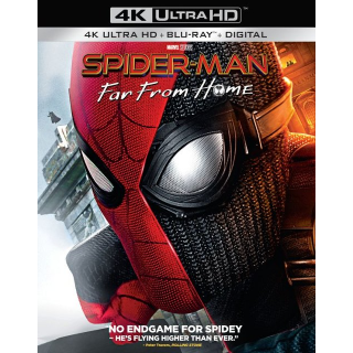 Spider-Man: Far From Home 4k MA code (33DU...)