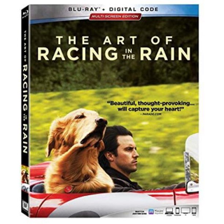 The Art of Racing in the Rain HD MA code  (FNS0...)