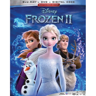 Frozen II MA HD code only (43TN...)