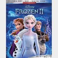 Frozen II MA HD code only (43TN...)