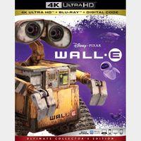 WALL-E  MA 4k code only (0EID...)