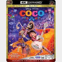 iTunes 4K: Coco  (HLJ3...)