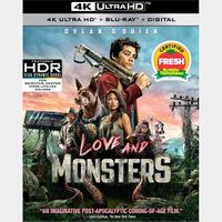 Love and Monsters 4k (P1XZ...)