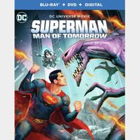 Superman: Man of Tomorrow  HD (7MUA...)