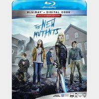 The New Mutants HD MA code (97IQ...)