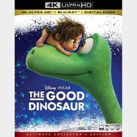 The Good Dinosaur MA 4k code only (4R8A...)