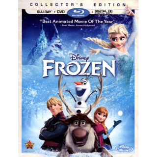 Frozen (2013) google play redeem (PACR...)
