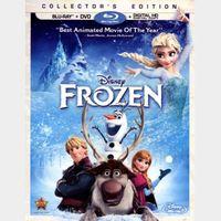 Frozen (2013) google play redeem (PACR...)