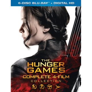 The Hunger Games Collection HD (CQ2N...)