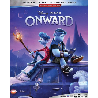Disney Onward GP code (0H6X...)