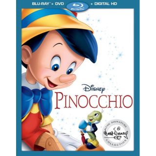 Pinocchio MA HD code only (T5LV...)