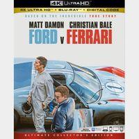 Ford v Ferrari 4k (FGBV...)