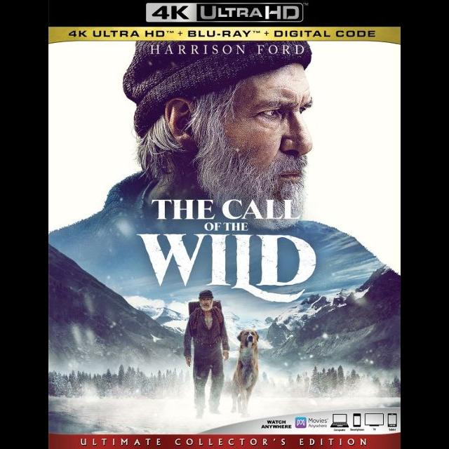 The Call Of The Wild 4k Ma Code Empi Digital Movies Gameflip