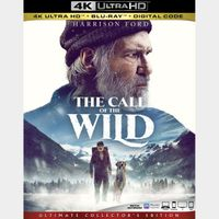 The Call of the Wild 4k MA code (EMPI...)