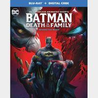 Batman: death in the family hd (7AJQ...)