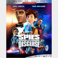 Spies in Disguise HD google play code (0HT2...)