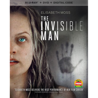 The Invisible man MA HD code  (UFDE...)