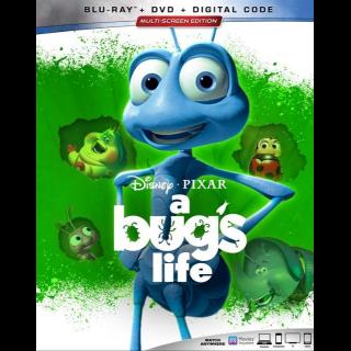 A Bug's Life google play redeem (0M9G...)
