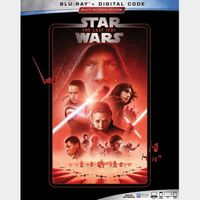 Star Wars: The Last Jedi HD gp code  (47XU7...)