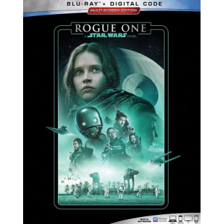 Star Wars: Rogue one HD GP code (4F58...)