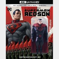 Superman: Red Son 4K MA code (773A...)