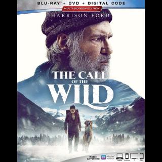 The Call of the Wild HD MA code (4JFN...)