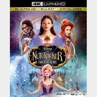 The nutcracker and the four realms  4k FULL code (3JPC...)