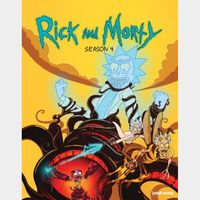 Rick and Morty: Season 4 (7x7h...) HD vudu