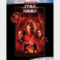 Episode 3 – Revenge of the Sith HD GP code (10GD...)