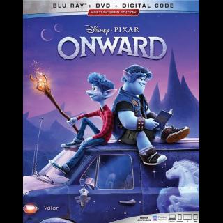 Disney Onward GP code (0HES...)
