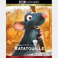 Ratatouille MA 4k code only (V36L...)