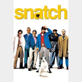 Snatch (2000) 4K MA code