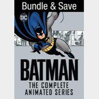 Batman: The Complete Animated Series (Bundle) HD (7T0Y...)