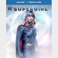 Supergirl: Season 5 (7FV6...) HD vudu