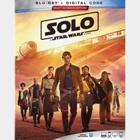 Solo: A Star Wars Story HD GP code (33ND...)
