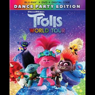 Trolls World Tour HD (UK1P...)