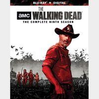 The Walking Dead: Season 9 HD (C0G7...)