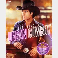 Urban Cowboy  HD vudu or itunes  (PN6S...)