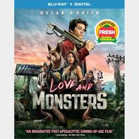Love and Monsters HD (PFQV...)