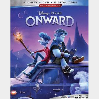 Disney Onward GP code (0HDM...)