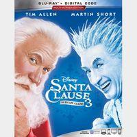 iTunes 4k: The Santa Clause 3 (36KL...)