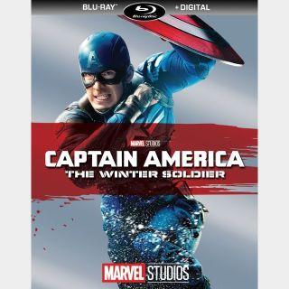 Captain America: The Winter Soldier (2014) gp code HD  (2DWC...)