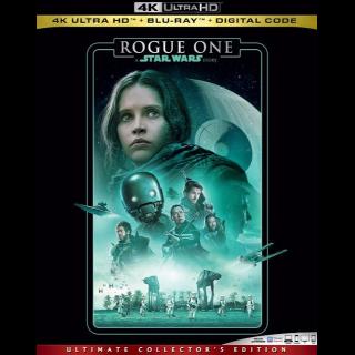 Star wars: Rogue One 4K FULL code (49XS...)