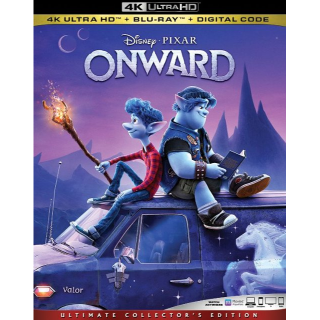 Disney Onward MA 4k code only (ERQ8...)