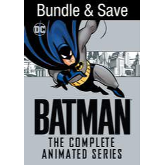 Batman: The Complete Animated Series (Bundle) HD (72VA...)