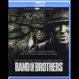 HBO's Band of Brothers: Season 1 HD vudu code (3LB2...)