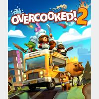 Overcooked! 2 Steam Global CD Key
