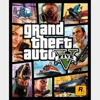 Grand Theft Auto V Rockstar CD Key